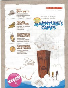 FOLLETO ADVENTURE CAMPS
